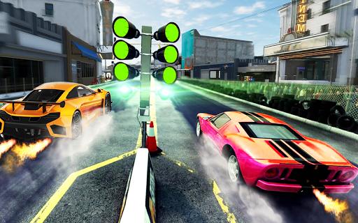 Fast cars Drag Racing game screenshots 2