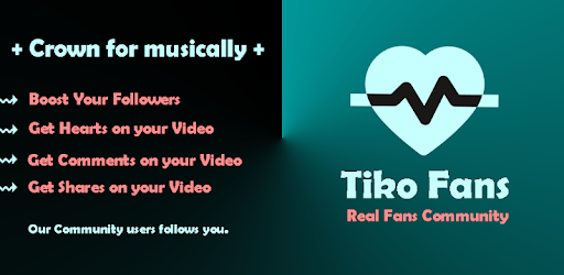Tiko - Get fans & followers & likes tk - Apps on Google Play