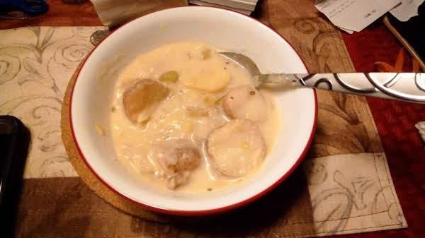 My Own Potato Soup