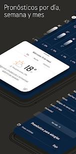 AccuWeather Pro: pronóstico y alertas 5
