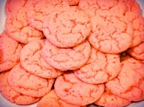 3 Ingredient Valentine Cookies Recipe