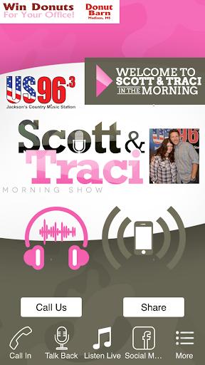 Scott Traci on US 96.3