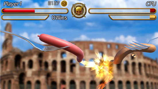 Sausage Legend - Fighting game- screenshot thumbnail