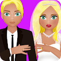 pregnancy wedding games icon
