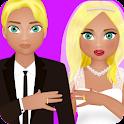 jogos de casamento gravidas icon