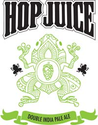 Logo of Left Coast Hop Juice Triple IPA