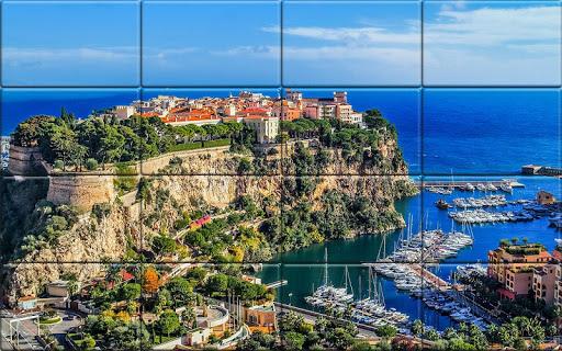 Tile Puzzle France  screenshots 4