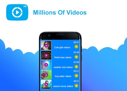 Videosbook: Download Videos, Fast Download 2.0 screenshots 1