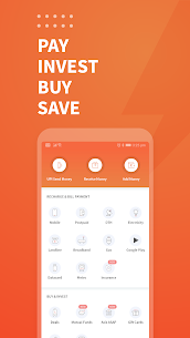 Freecharge – Recharges & Bills, Mutual Funds, UPI 1