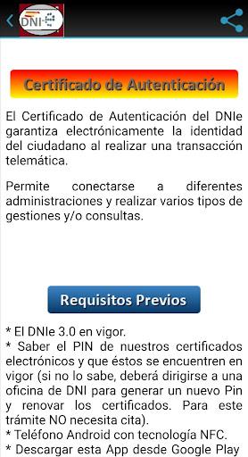 DNI/Pasaporte: Requisitos y Obtenciu00f3n de Cita screenshots 6