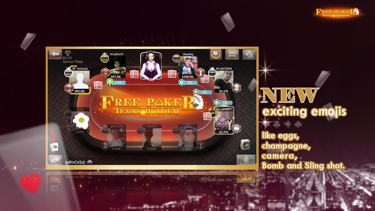 Texas holdem poker free download for pc : Play Slots Online