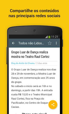 android Notícias de Cariacica (ES) Screenshot 1