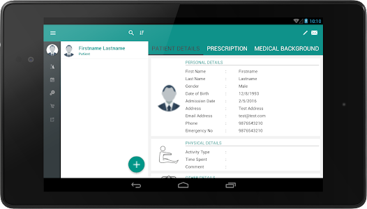 Patient Tracker screenshot 9