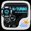 K-Turbo Weather Widget Theme icon