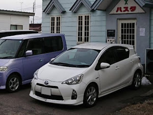 アクア NHP10のカスタム事例画像 たちみつ 【CarTune Friends】さんの2019年12月02日05:03の投稿