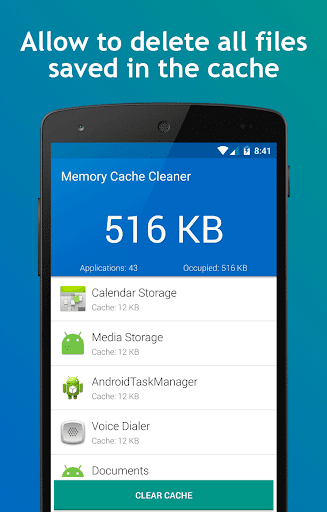 Memory Cache Cleaner
