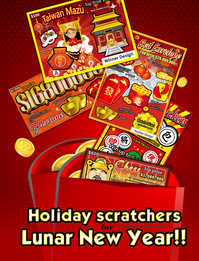 Red Square Games Scratch Cards - Read the Review and Play for Free