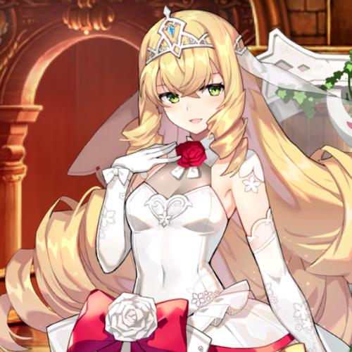 薔薇の花嫁