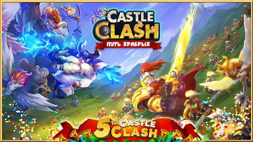 Castle Clash: War of Heroes RU 1.3.9 Screenshots 1