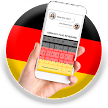 Germany Flag Keyboard - Elegant Themes APK
