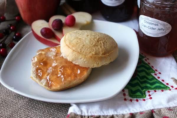 Christmas Cran-cider Jelly Recipe