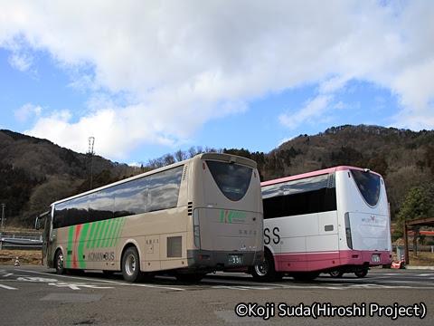 弘南バス「スカイ号」 ・991 国見SAにて_02