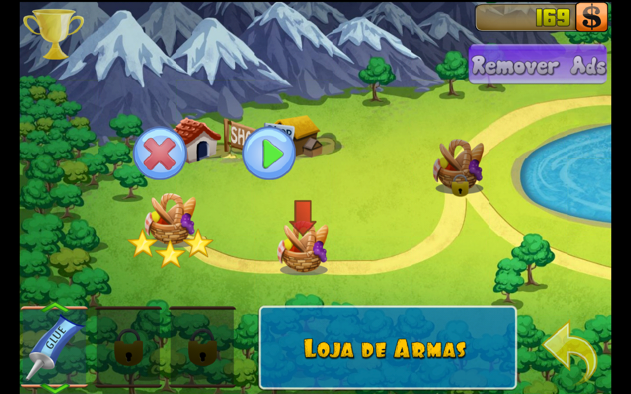 Bugs Rush Ants Smasher Cartoon- screenshot