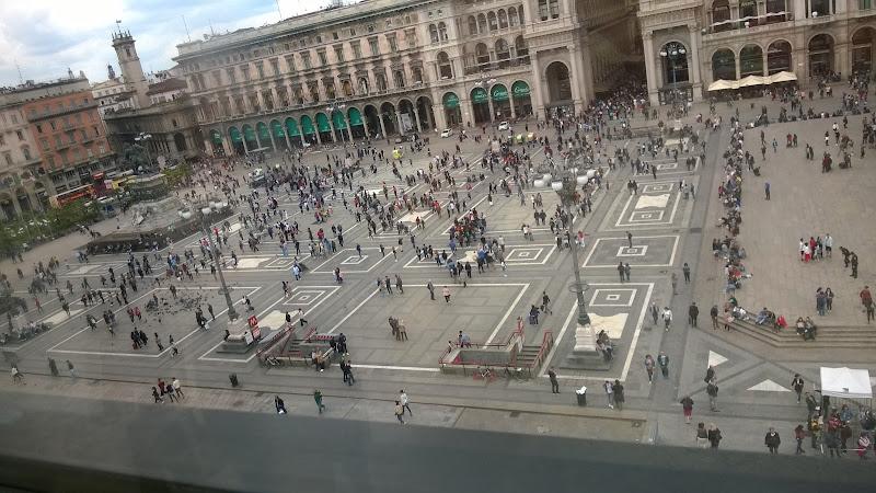 Piazza Duomo a Milano di _elisanegri_