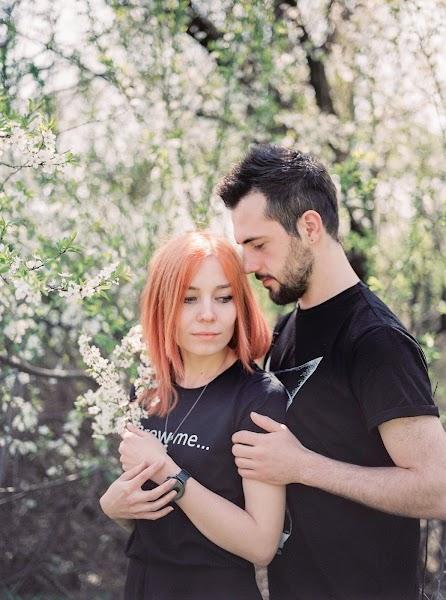 Свадебный фотограф Стася Бурнашова (stasyaburnashova). Фотография от 27.04.2018
