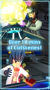 Cell Surgeon - 3D Match 4 Game- screenshot thumbnail