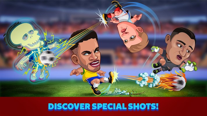 Head Soccer Russia Cup 2018 Screenshot Image
