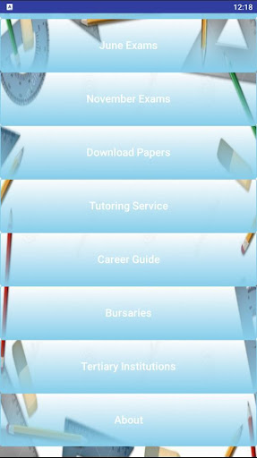 Grade 8 Technology Mobile Application 1.0 screenshots 7