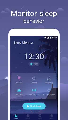 Sleep Monitor screenshot 2