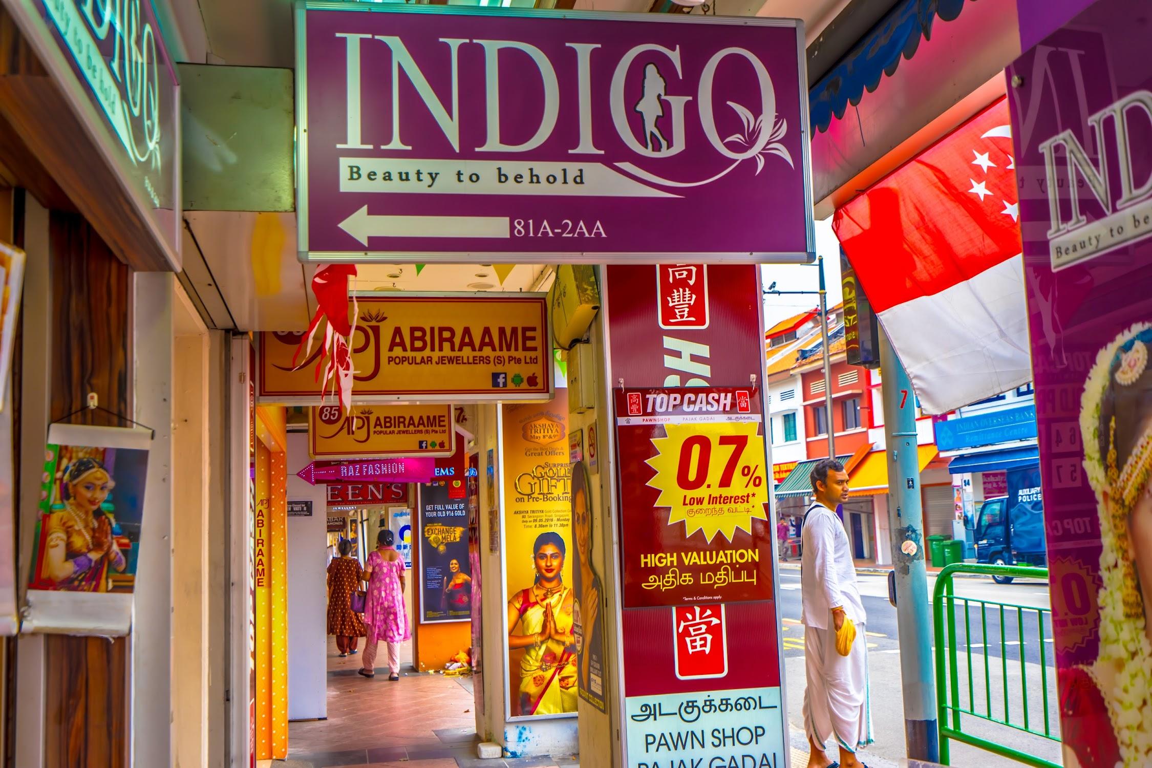 シンガポール リトル・インディア3