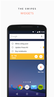 Swipes - Plan & Achieve Tasks Screenshot 6