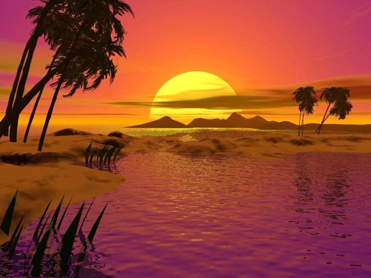 Sunset Wallpapers Android Apps On Google Play