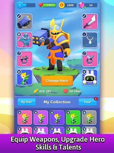 Bullet Knight: Dungeon Crawl Shooting Game screenshots 11