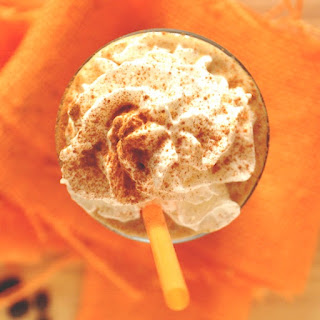 5-Ingredient Pumpkin Frappuccino.