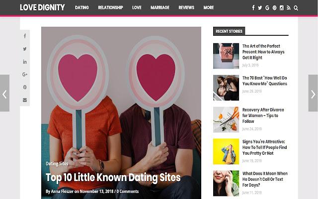 sivuston suunnittelu dating Website