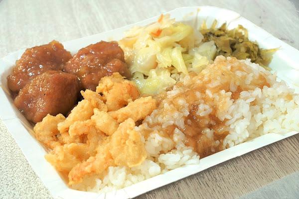 西品蝦仁爌肉飯