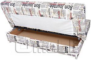 Короб дивана с механизмом раскладывания Книжка, Клик-кляк, Омебли