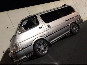 ハイエースワゴン KZH100G スーパーカスタムGのカスタム事例画像 T.kさんの2020年03月21日18:25の投稿