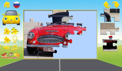 Puzzles cars  screenshots 5
