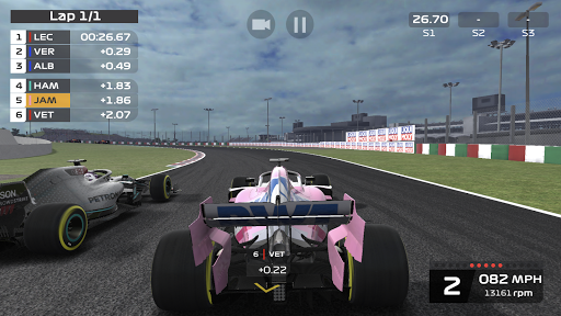 F1 Mobile Racing 2.2.2 Mod Screenshots 5