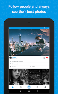 500px – Discover great photos screenshot 14
