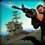 Navy Commando Shoot War Icon