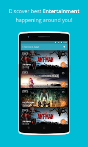 Fastticket - Mobile,DTH,Movies screenshot 1