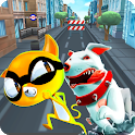 Tom Cat Runner - Subway surf run race Talking Cat icon