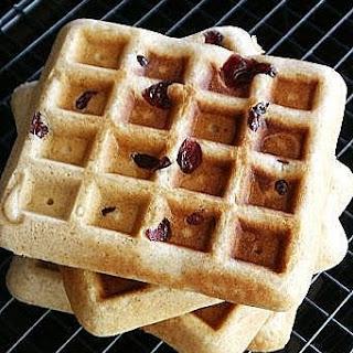 Healthy Oatmeal Waffles Recipes.
