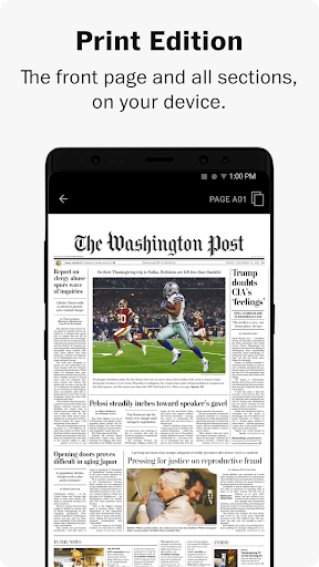 The Washington Post screenshot 8